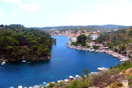 Port of Paxi